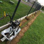 ogród nasadzenia wycinarka do darni tuje przygotowanie terenu trawa rolki usuwanie trawy garden4everyone